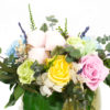 Букет из стабилизированных цветов купить фото