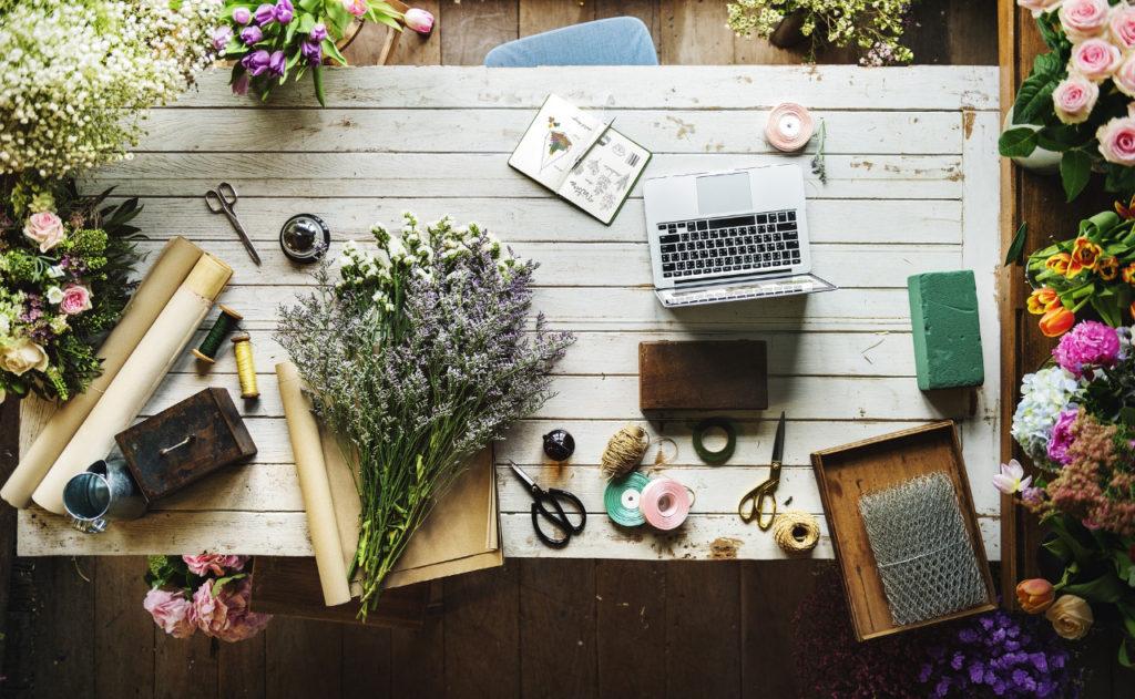 Живые и стабилизированные цветы сравнение