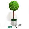 Декоративное дерево для интерьера купить фото
