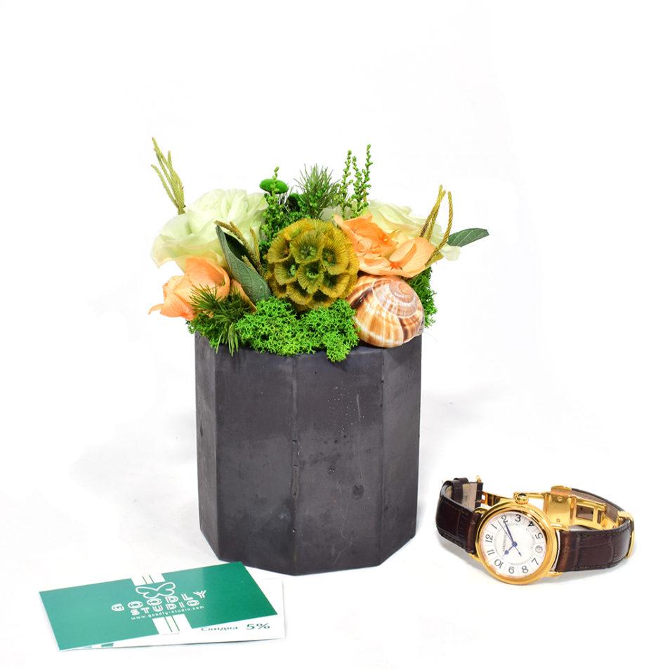Неувядающие цветы розы букеты купить фото