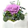 Оригинальные композиции из цветов купить фото