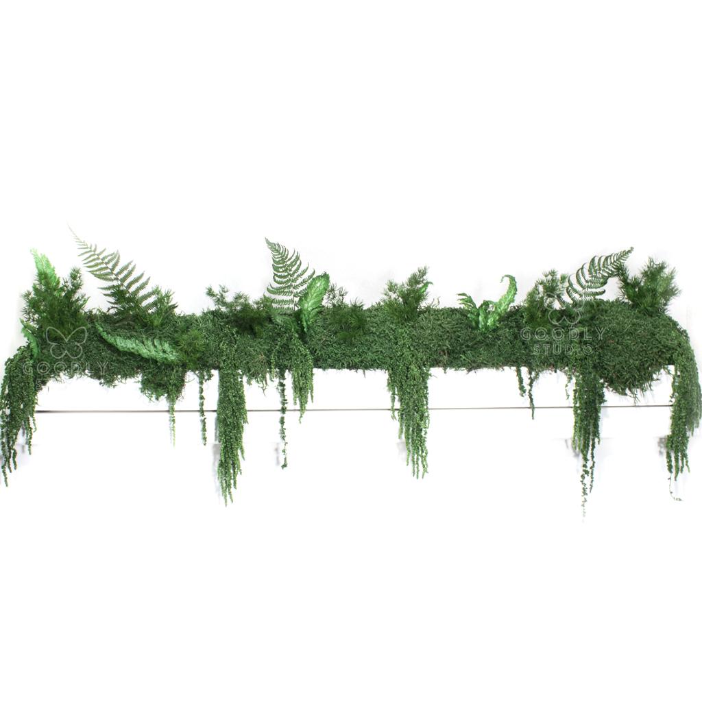 Стабилизированные растения в кашпо 1.0